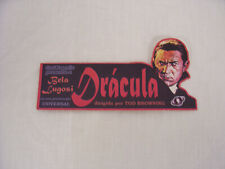 Famous Monsters of Filmland Universal Monsters ORIGINAL Dracula Advertisement