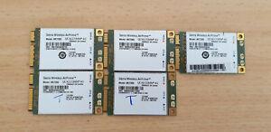5 X Sierra Wireless MC7355 Mobile Internet - 3G / 4G / LTE