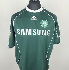 Alex Mineiro #9 Palmeiras 2008/2009 ADIDAS Home Football Shirt Men's Size XL Top