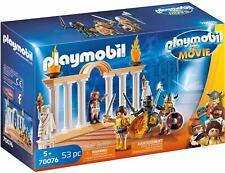 Playmobil 70076 Playmobil  Movie Emperor Maximus In Colosseum