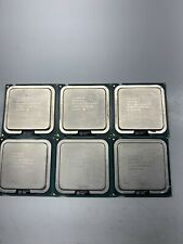 Qty x6 Intel Pentium D 945 Sl9Qb 3.4Ghz/4M/800 Lga775 Cpu Processor for Desktop
