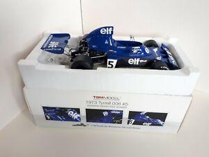 Jackie Stewart 1:18 Tyrrell 006 #5 1973 German Grand Prix Winner Ford TSM Model