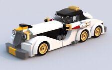 Custom Lego Batman Penguin's Arctic Roller - Instructions Only 70911