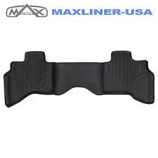 Maxliner 2009-2018 Ram 1500 Quad Cab Custom Fit Floor Mat Liner 2nd Row Black