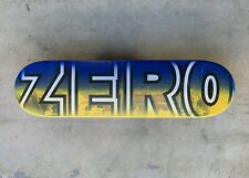 Zero Hand Sprayed 'Bold' Deck From Jamie Thomas