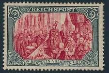 D.Reich Nr. 66 IV ungebraucht/*, 5 Mark Reichspost Type IV (60778)