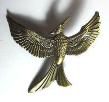 "Hunger Games  Mocking Jay 2"" Metal Pin- FREE S&H (CWPI-HGMJ)"