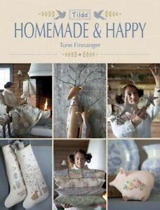 Finnanger, Tone .. Tilda Homemade and Happy