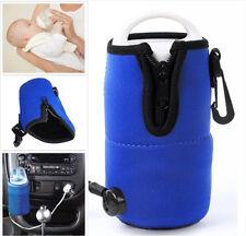 12V Baby Kid Car Vehicle Travel Food Milk Water Bottle Cup Warmer Heater USB AU