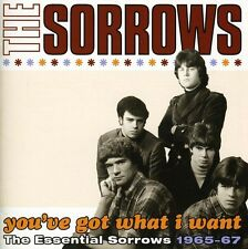 The Sorrows, Sorrows - Youve Got What I Want: Essential Sorrows 1965-67 [New CD]