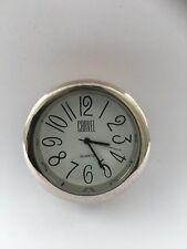 Caravel Round  Arabic Dial  Quartz Clock With a Miyota Quartz Citizen Movement
