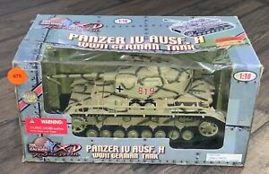 ULTIMATE SOLDIER 99805 GERMAN CAMO PANZER IV TANK  RARE!!!
