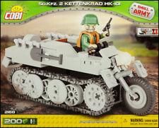 COBI Sd.Kfz.2 Kettenkrad HK-101 (2168) - 200 el. - WWII German small half-track