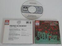 Schubert/Symphonies NOS:3 & 6 / Wall (Emi Cdc 7 47875 2)CD Album