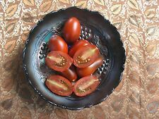 Tomato – 'Russian Purple' (solanum lycopersicum) 20 Reliable Viable Seeds