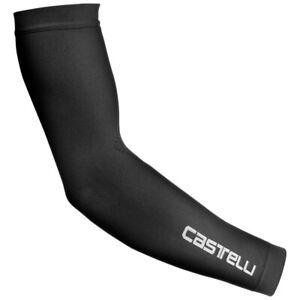 NEW Castelli Pro Seamless Arm Warmer, Black, L/XL