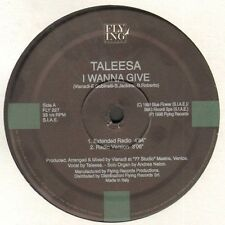 TALEESA - I Wanna Give - Flying
