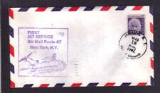 First Jet Service - AM 87- New York AMF to Roanoke, VA