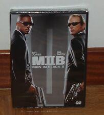 MEN IN BLACK II MEN BLACK II DVD NEW SEALED ACTION (UNOPENED) R2