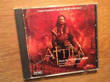Attila    [CD Score] 2001  / Nick Glennie-Smith