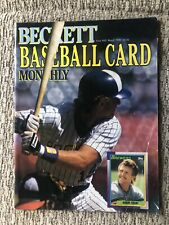 Beckett Baseball Card Monthly Price Guide - March 1990 - ROBIN YOUNT