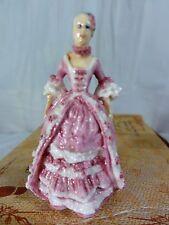 """1983 Franklin Mint Miniature """" Caroline """" Figurine - Adorable"""