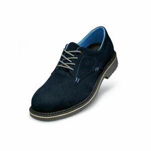 Uvex 84282 S3 SRC Business Steel Toe Cap Shoes Stylish Modern Comfort - UK9/EU43
