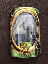 gimli lord of the rings fellowship of the ring figure