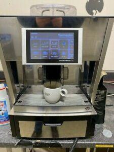 Thermoplan Black & White CTS2 automatic coffee machine