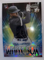 2020 Topps Stadium Club Chrome LUIS ROBERT RC Refractor Beam Team WHITE SOX Cuba