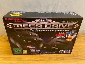 Sega Mega Drive Mini 40 giochi classici classic games NUOVA NEUF NEW