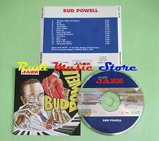 CD BUD POWELL 1993 MUSICA JAZZ 5/93 MJCD 1095 (Xs1) no lp mc dvd