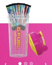 G Fuel Shaker Cup Pink Topaz GFuel Shaker 25 oz Cup