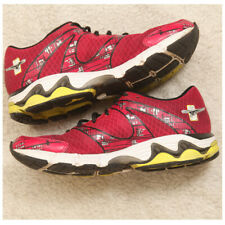 Mizuno Wave Inspire 10 Red Women's Size Eight 1/2 8.5 Athletic Running Shoes 39
