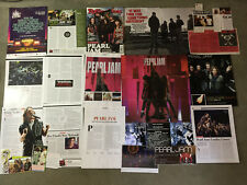 PEARL JAM - Over 20 clippings