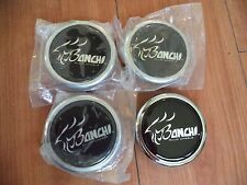 Banchi Alloy Wheel Center Caps #C009 (SET OF 4)