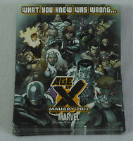 Dealer's Lot of 52 comic promo cards ~ 2010 Marvel Age of X