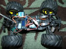 team associated rc10 4x4 roller with stock Rx and Tx
