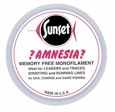 Sunset Amnesia Shooting Monofilament Green, 12LB