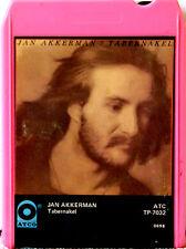 JAN AKKERMAN Tabernakel  8 TRACK CARTRIDGE