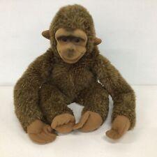 Retro 1994 Hosung Realistic Plush Toy Monkey #546