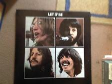 THE BEATLES let it be APPLE CAPITOL SW 6386 Canadian pressing 1970 Classic LP