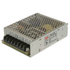Mean Well RD-65B AC to DC Power Supply Dual Output 5 Volt 24 Volt 8 Amp 3 Amp 68