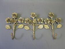 Portemanteau Vestiaire BARRE avec crochets 3 37cm bijoux roses Golden