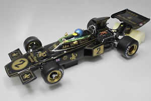 Exoto 1/18 Lotus Ford Type 72 D Ronnie Peterson Winner 1973 ITALY GP #2
