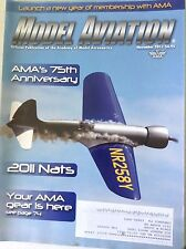 Model Aviation Magazine AMA 75th Anniversary November 2011 081617nonrh3