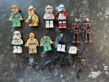 Lego Star Wars Minifigure Bundle Stormtrooper and others