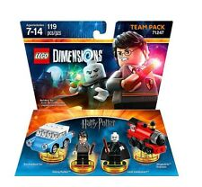 LEGO Dimensions 71247 Harry Potter Team Pack - Lord Voldermort Hogwarts Express