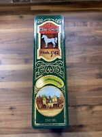 Whiskey Scotch Collectible The White Horse Cellar Blended Scotch Tin Hinged Lid