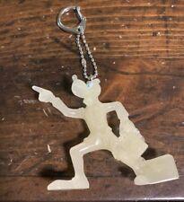 Disney Mickey's Christmas Carol Key Ring Figure Goofy as Jacob Marley